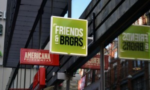 Friends and burgers Helsingfors – Ny hamburgerkedja i staden