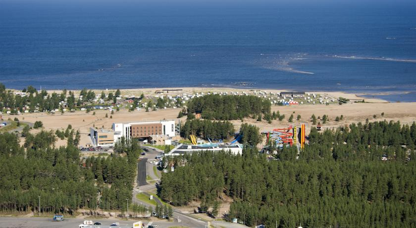 Hotel Sani with Spa and Wellness