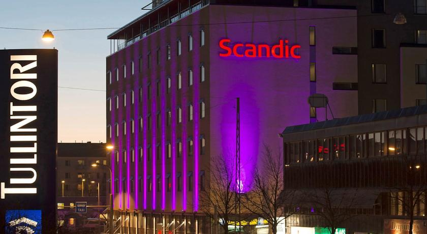 Scandic Tampere Station