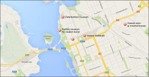 5 museum i Vasa som är värda ett besök