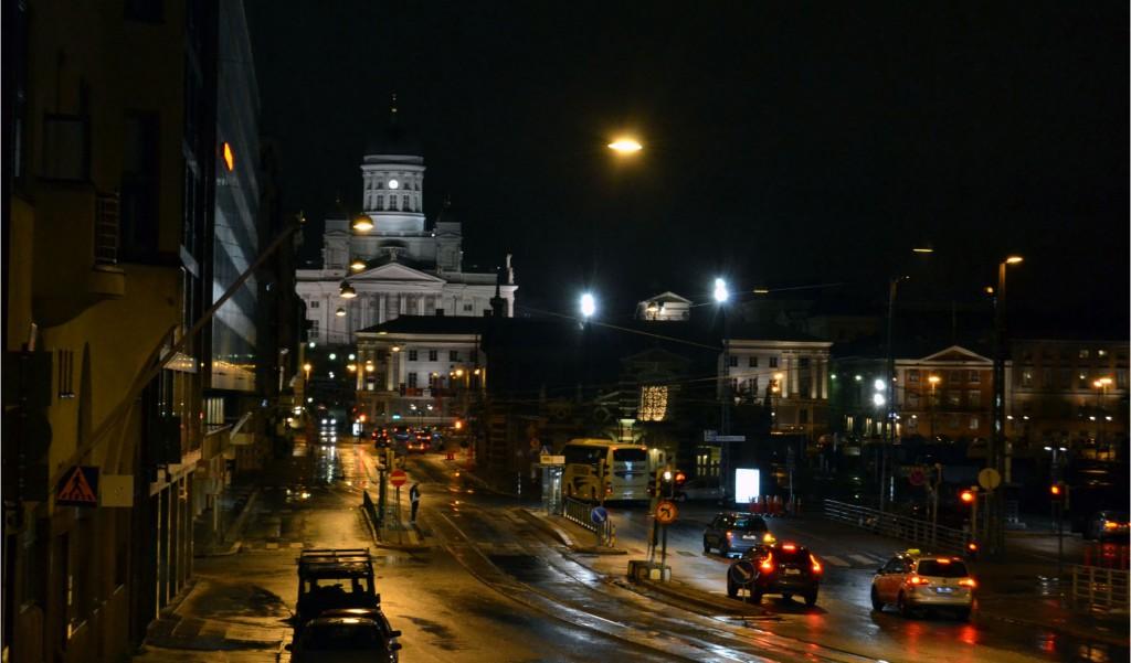 Natt i Helsingfors