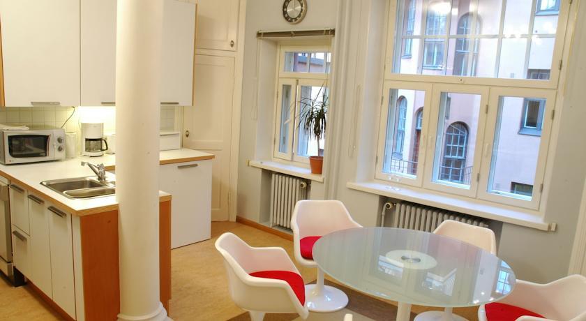 Kotihotelli Apartments Helsinki