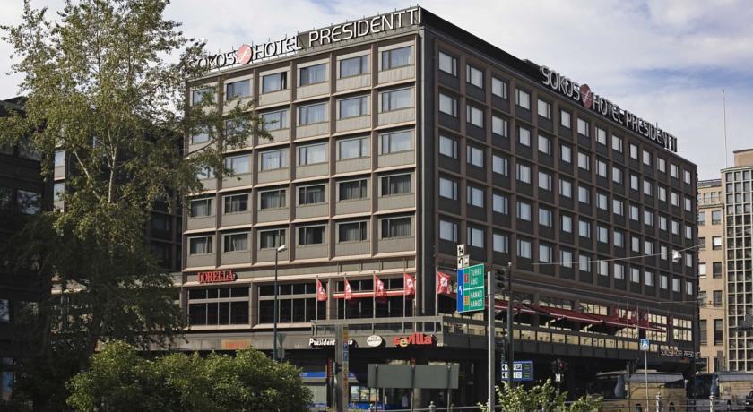 Original Sokos Hotel Presidentti Helsinki