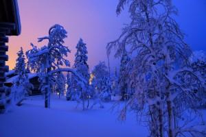 10 orsaker till att du skall besöka Ruka denna vinter