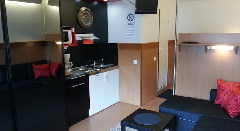 Vuosselin Helmi Apartments