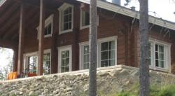 Pyrynpesä Cottage