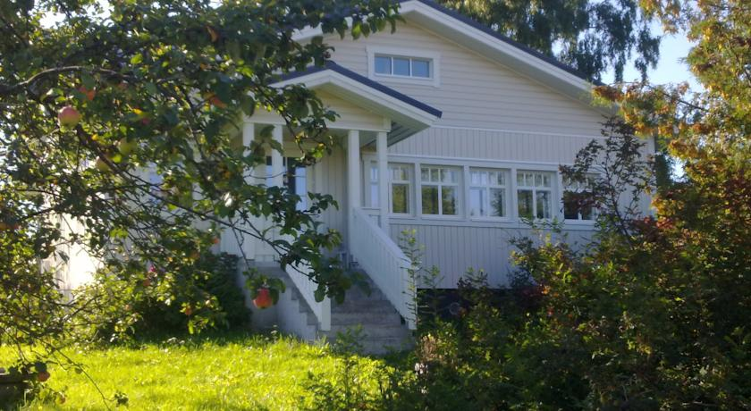 Paunolanmäki Holiday House