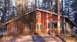 Kultajärvi Holiday Home