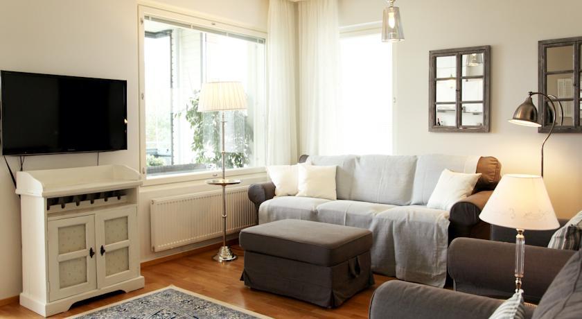 Chez Klaara Apartment