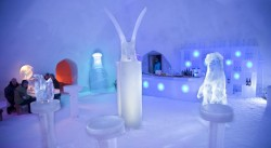 Snowman World Igloo Hotel