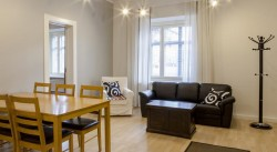 Hotelli Ville Apartment