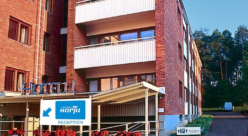 Kesähotelli Harju