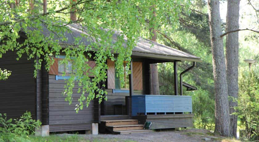 Rauhalahti Holiday Centre Cottages