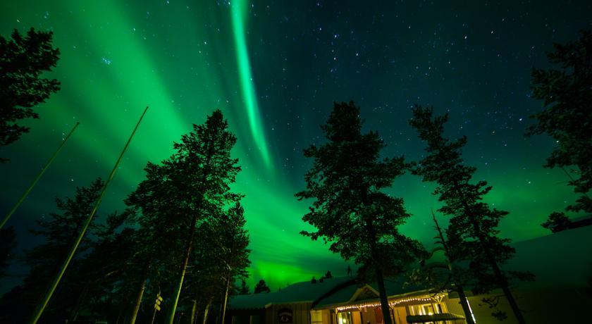 Wilderness Lodge Muotka