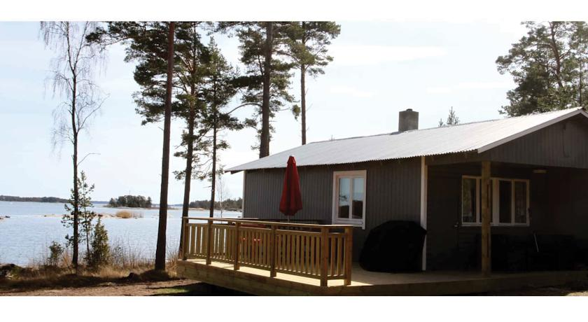 Svinö Deluxe Lodge