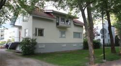 Majoitushuoneisto Tuomipuisto