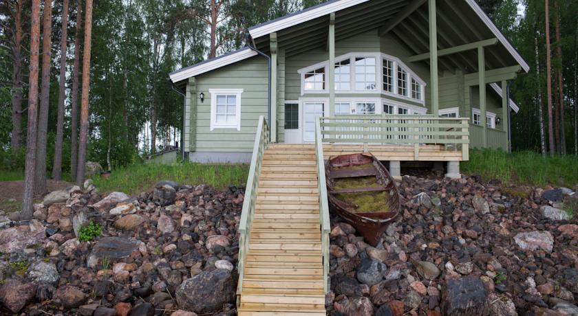 Saimaa Resort Sauna-Villas