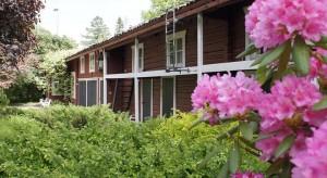 Hotel Degerby Pilasterit