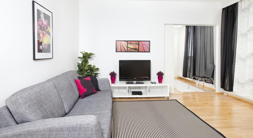 Kotimaailma Apartments Rovaniemi