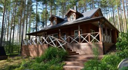 Saimaa Fishing Villa