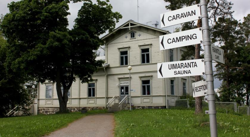 Sun Camping Savonlinna Vuohimäki