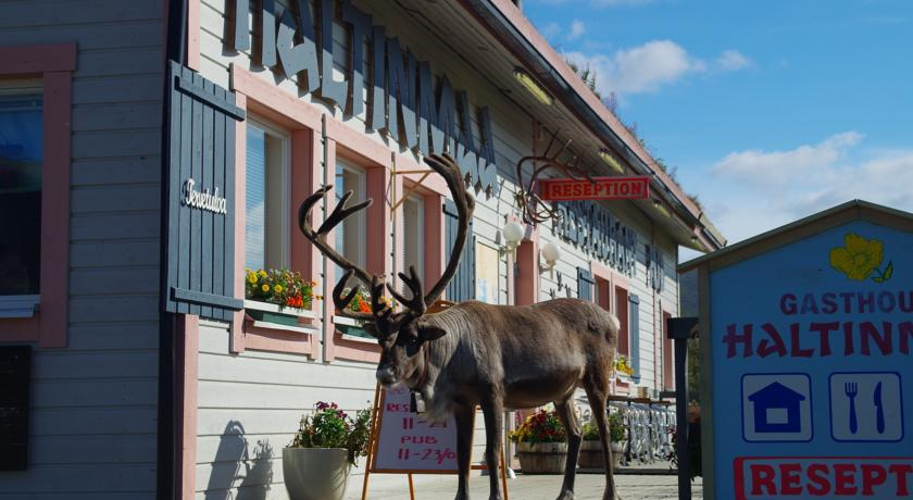 Haltinmaa Cottages