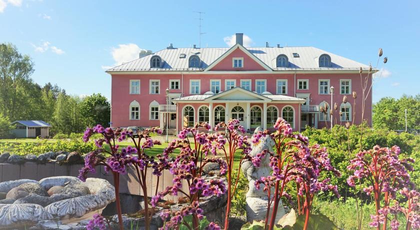 Hotel Ruusuhovi