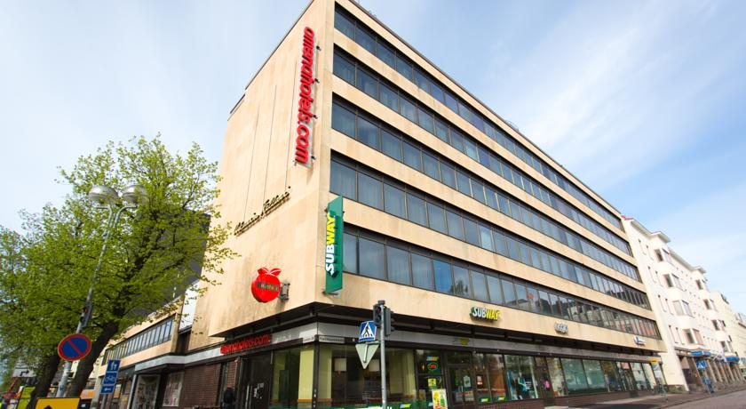 Omena Hotel Oulu