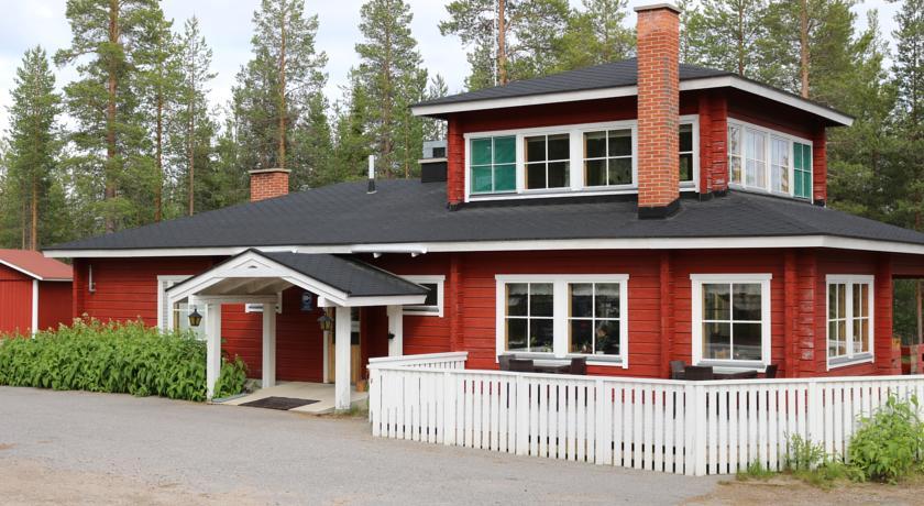 Lapin Mysteeri Cottages