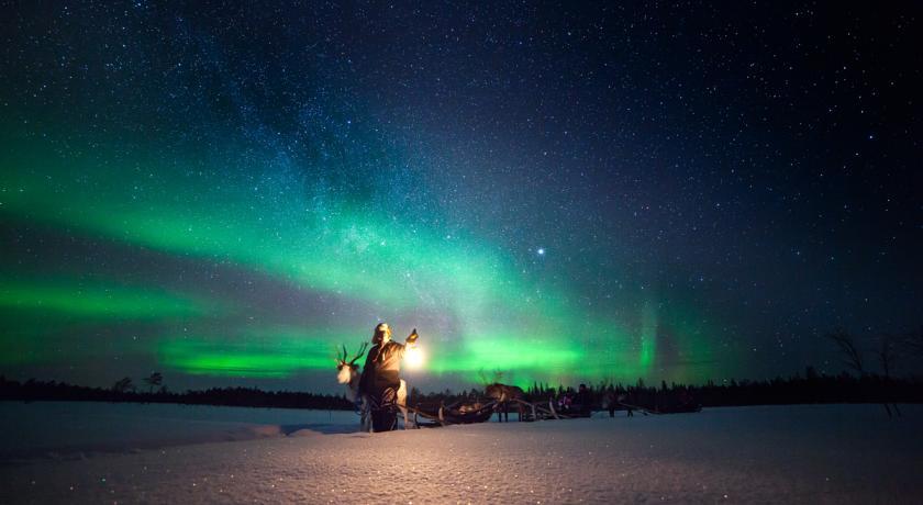 Lapland Northern Lights Hotel Ilveslinna