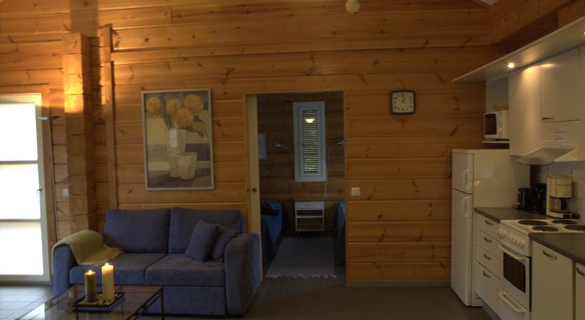 Rauhalahti Holiday Centre Villas