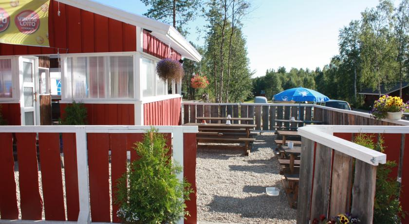 Ivalo River Camping